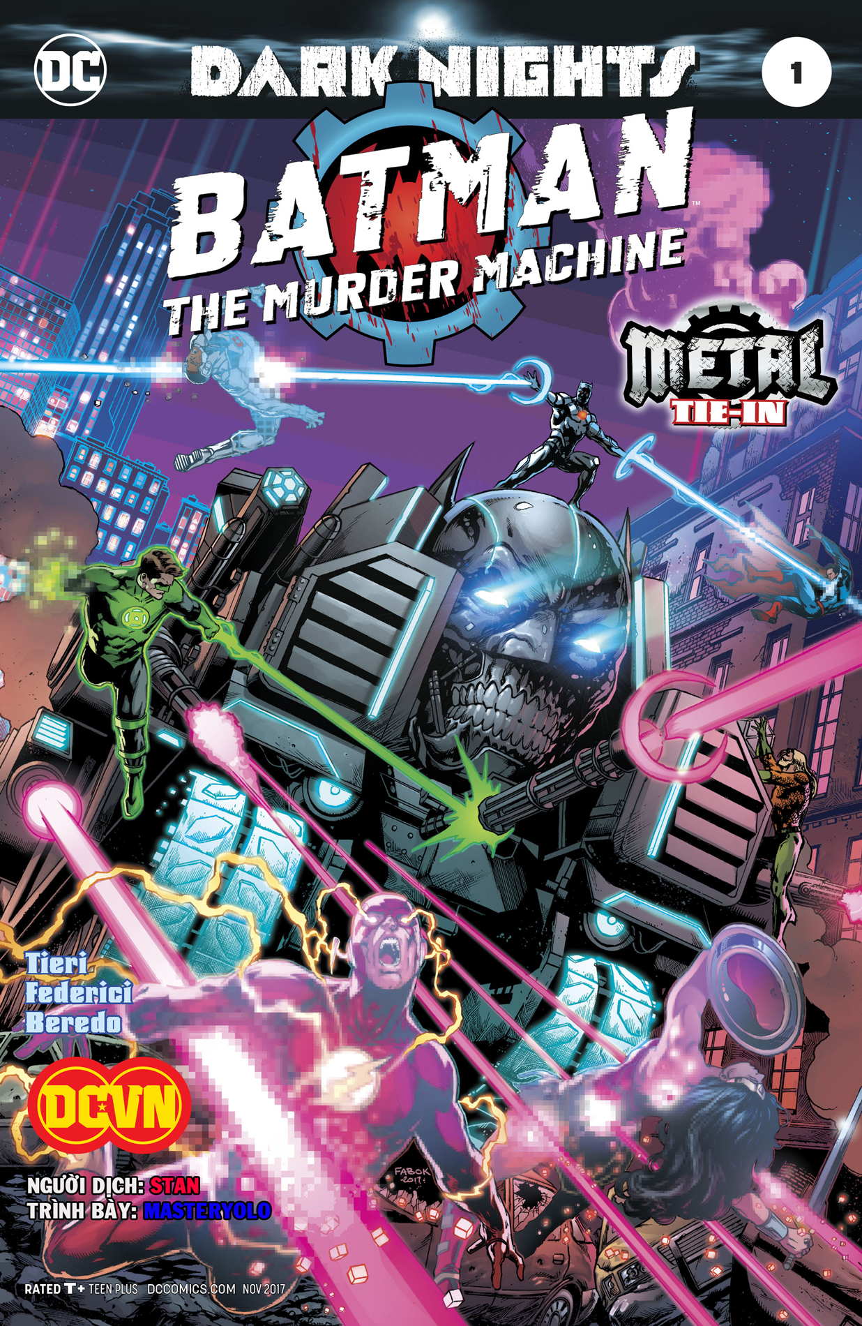 Batman: The Murder Machine