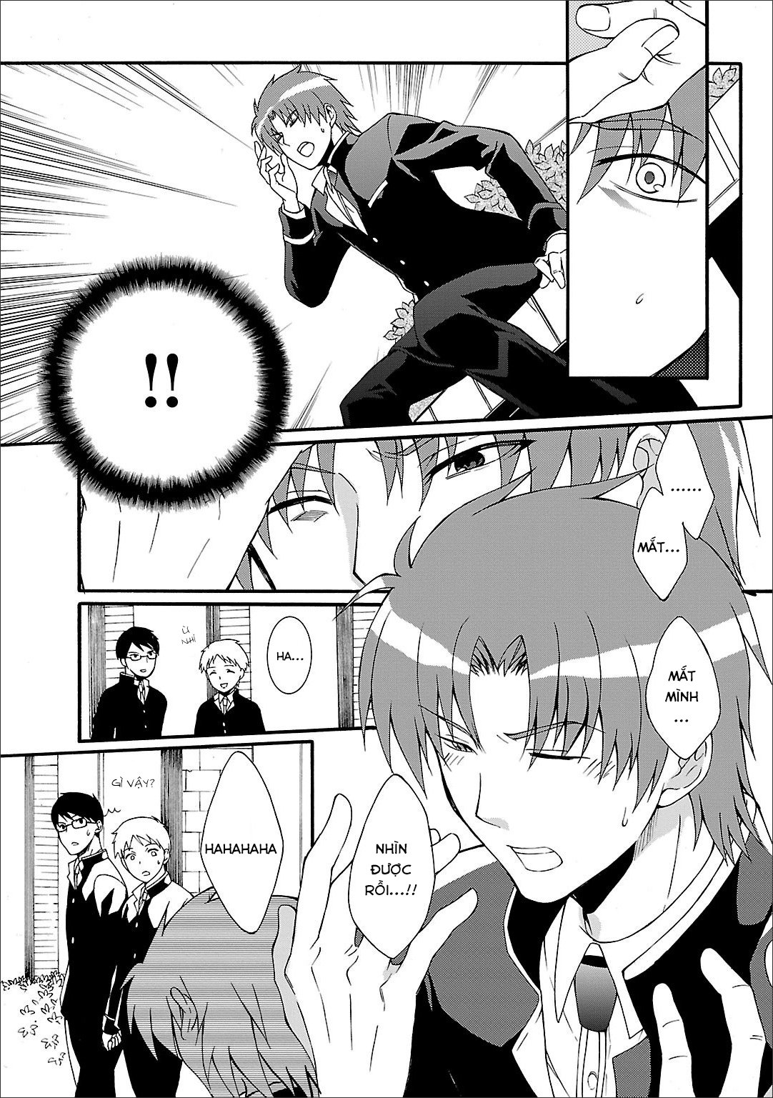 ANGEL BEATS!: HEAVEN DOOR Chap 48 Trang 10