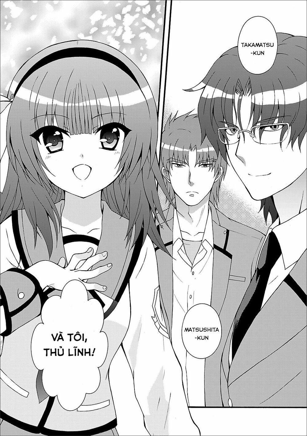 Angel Beats! Heaven's Door Chap 53 Trang 7