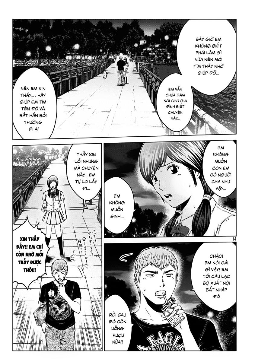 GREAT TEACHER Onizuka: PARADISE LOST Chap 98 Trang 14