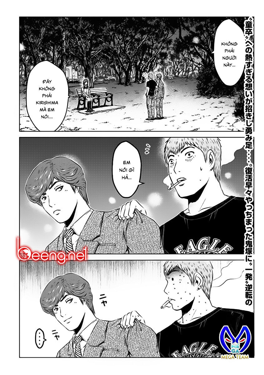 GREAT TEACHER Onizuka: PARADISE LOST Chap 98 Trang 27