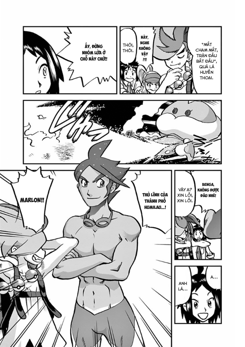 Pocket Monsters Special Chap 541 Trang 6