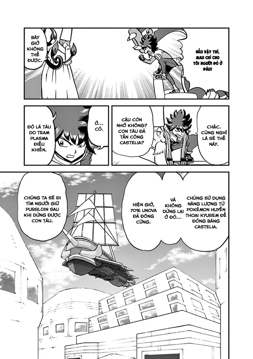Pocket Monsters Special Chap 543 Trang 14