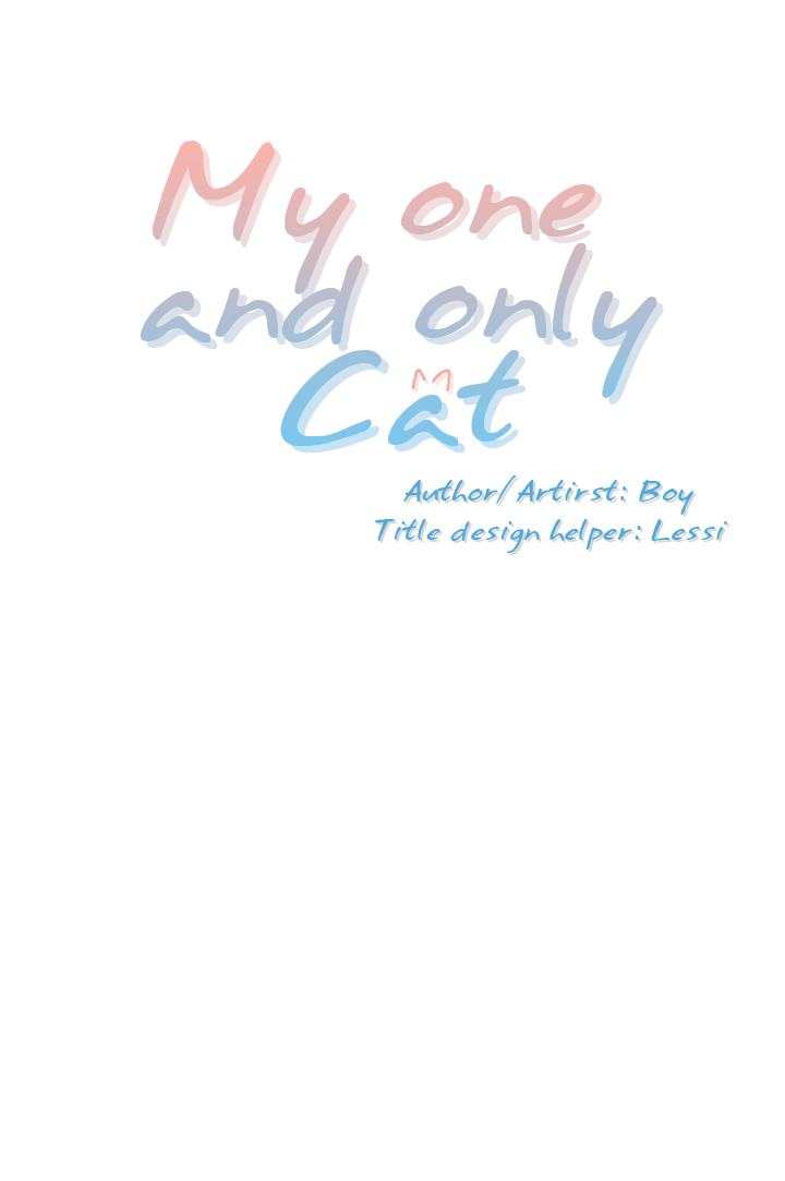 [Camellia] My One And Only Cat Chap 1 Trang 4