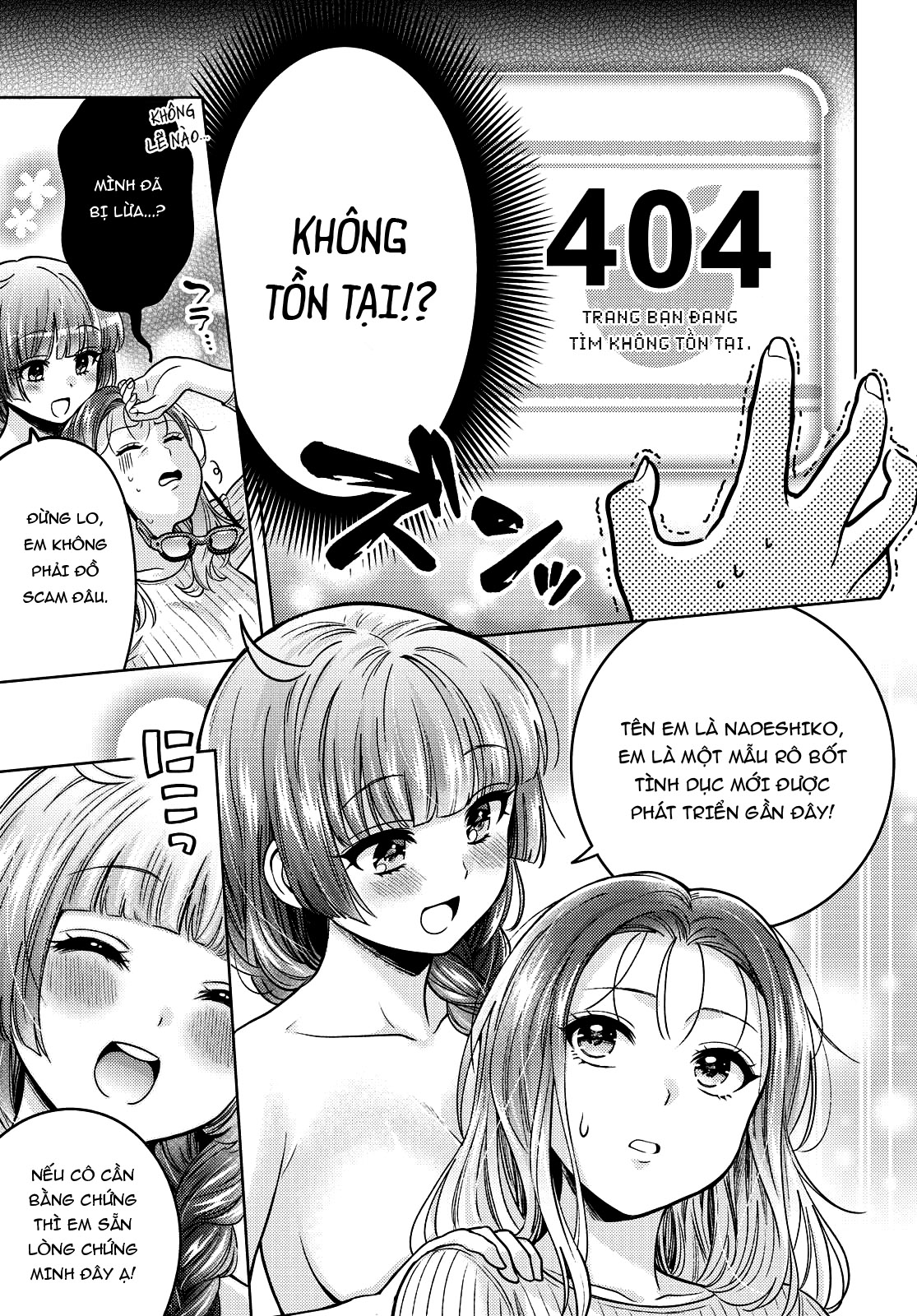 Does It Count If Your First Time Is With An Android Chap 1 Trang 20