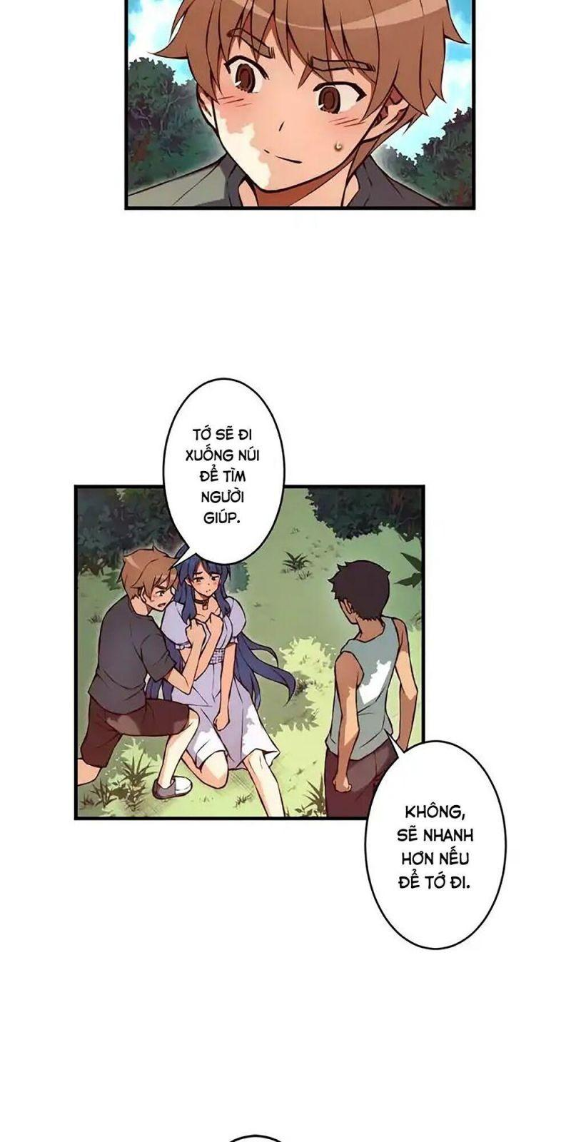 Cohabitation With The Fiancee Chap 70 Trang 19